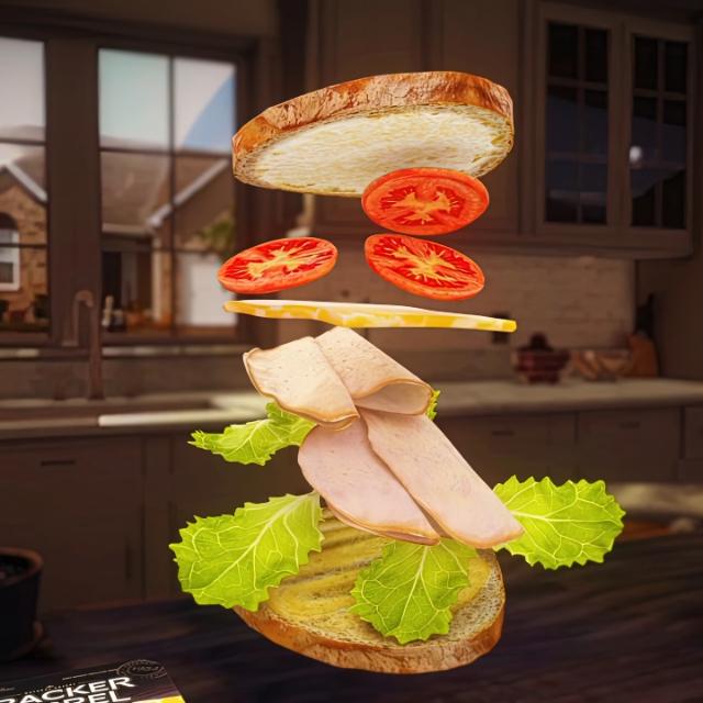 3D Animatics Example for Cracker Barrel